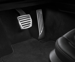 Sport pedal set for automatic transmission