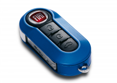 Key cover kit Barcode for Fiat 500