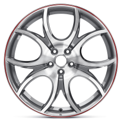 Alloy wheel 7J x 18'' for Alfa Romeo 147