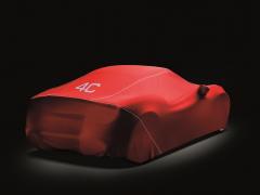 Indoor car cover for Alfa Romeo 4C