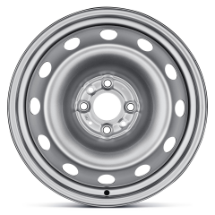 Alloy wheel 6J x 15'' H2 ET44 for Fiat and Fiat Professional