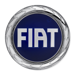 Fiat Logo (front grill) for Fiat Professional Scudo