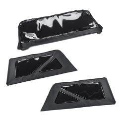 Rear window kit for soft top 2 doors model