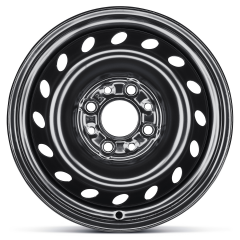 5B x 13'' ET33 Steel rim for Fiat and Fiat Professional Seicento