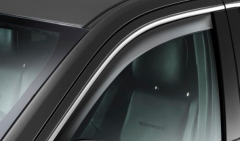 Side Windows Air Deflector for Jeep Renegade