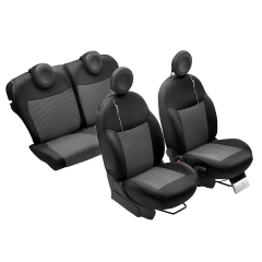 Seats cover for Fiat 500