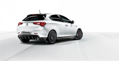 Upper side skirts for Alfa Romeo Giulietta
