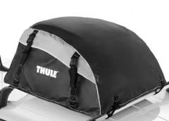 Roof carrier bag