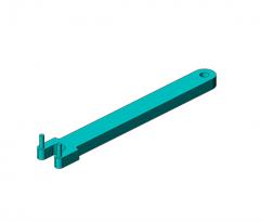 Timing belt tensioner tool