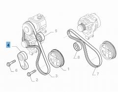 Adjustable tensioner